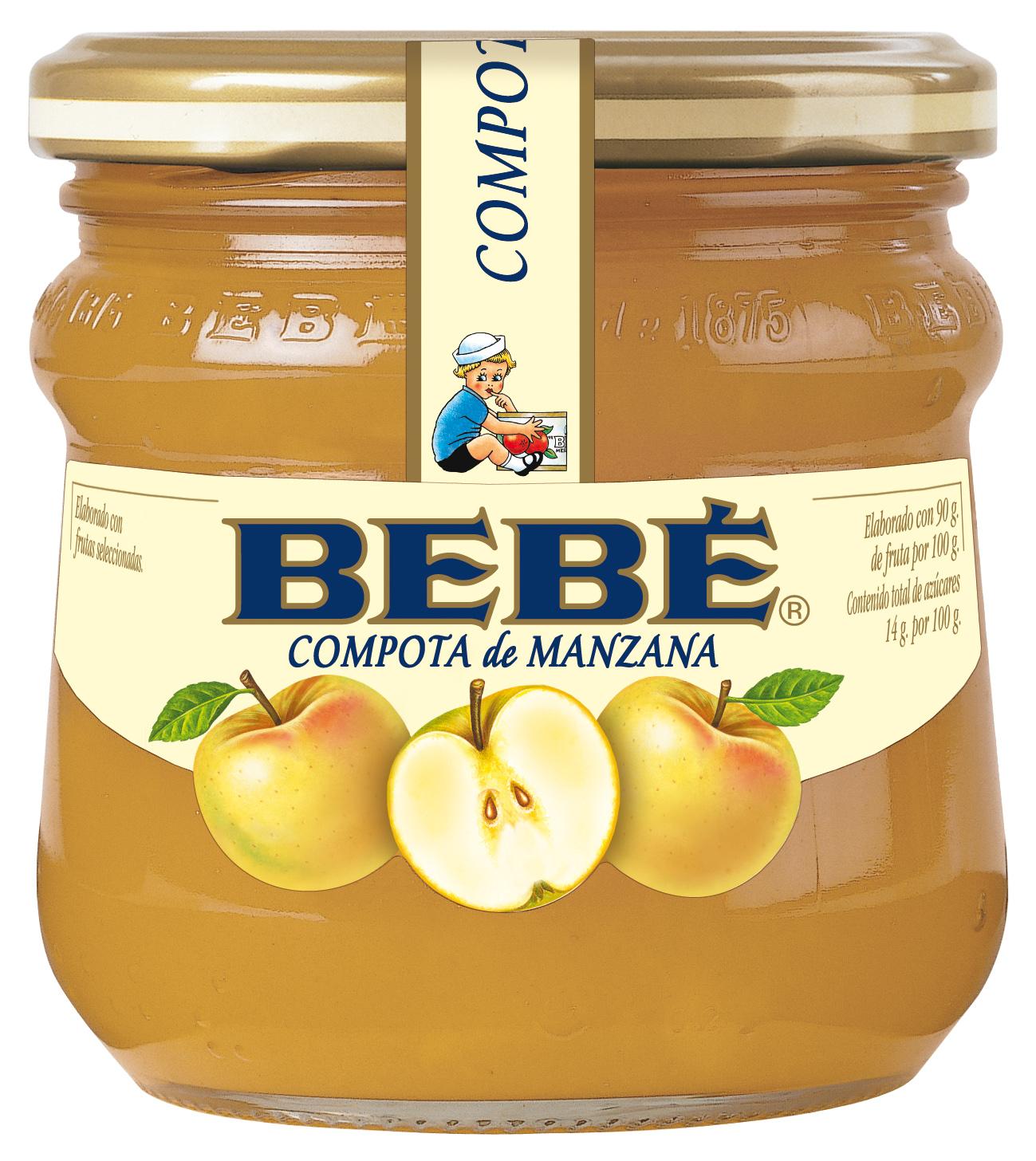 Boutique en ligne vente de compote de pomme b b - Temps de conservation compote maison pour bebe ...