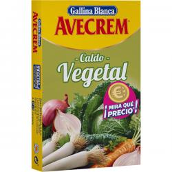 Foto principal Avecrem Vegetable Broth 8 units