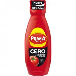 Foto principal Zero Ketchup without added sugar Prima 570 gr.