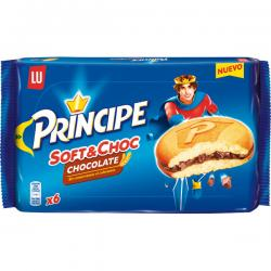 Chocolate filled sponge cakes Príncipe 180 gr.