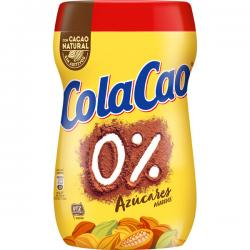 Original Cola Cao 700 gr. 0% sugarless