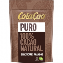 Foto principal 100% pure Cola Cao without added sugars 250 gr.