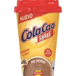 Foto principal Shake Milkshake chocolate milk and cocoa