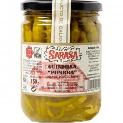 Chilli Peppers Piparras Sarasa 150 gr.