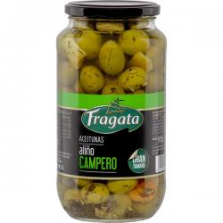 Foto principal Green olives with bone season dressing Fragata 935 gr.