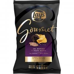 Foto principal Gourmet chips Lays flavor sea salt and black truffle 150 gr.