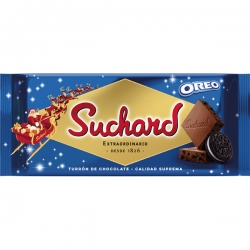 Nougat Suchard Oreo cookie 260 gr.