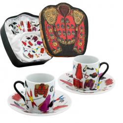 Taurine coffee set