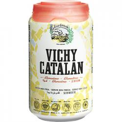 mineral water con gas Vichy Catalán pack 6 ud.