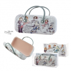 Case with handles for glasses Meninas