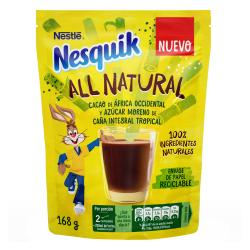 Foto principal Nesquik all natural 168 gr.