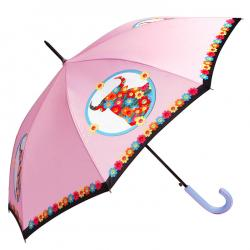 Rigid umbrella Toro Osborne Rosa