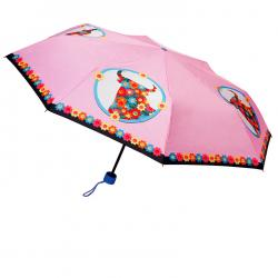 Foldable umbrella Toro Osborne Rosa