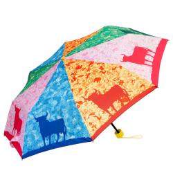 Foto principal Foldable umbrella Toro Osborne multicolored