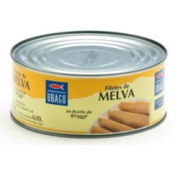 Melva Ubago fillets 950 gr.