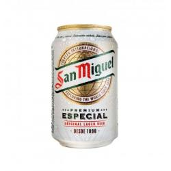 San Miguel Beer 33 cl.