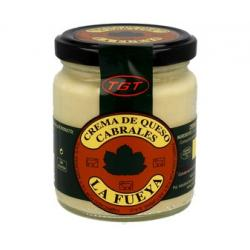 Cabrales cheese cream La Fueya 200 gr.