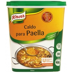 Foto principal Broth for paella in grain Knorr 900 gr.