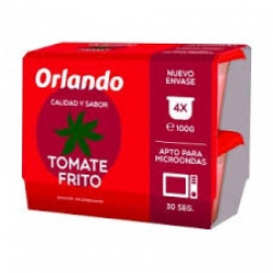 Foto principal Fried tomato Orlando Pots pack 4 units 400 gr.