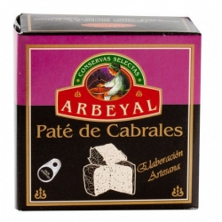 Paté fromage cabrales Arbeyal