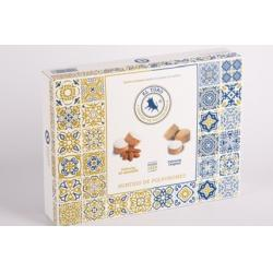 Foto principal Assortment of almond polvorones and classic El Toro 650 gr.