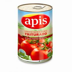 Foto principal Apis crushed natural tomato 400 gr.