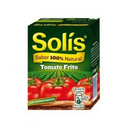 Tomate frito Solís 350 gr.