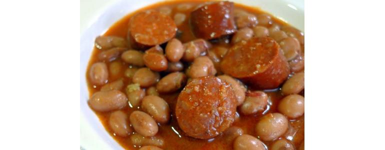 Bean with Chorizo