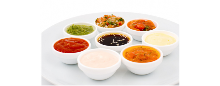 Recipes sauces to accompany meat