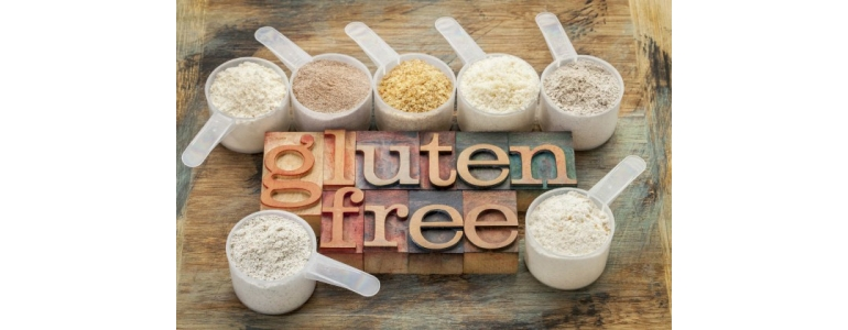 Gluten-free foods are not better for health