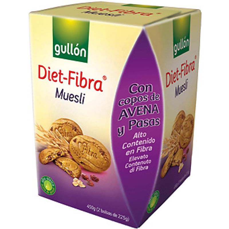 Tienda online venta de galletas muesli diet fibra gull n - Copos de avena bruggen ...