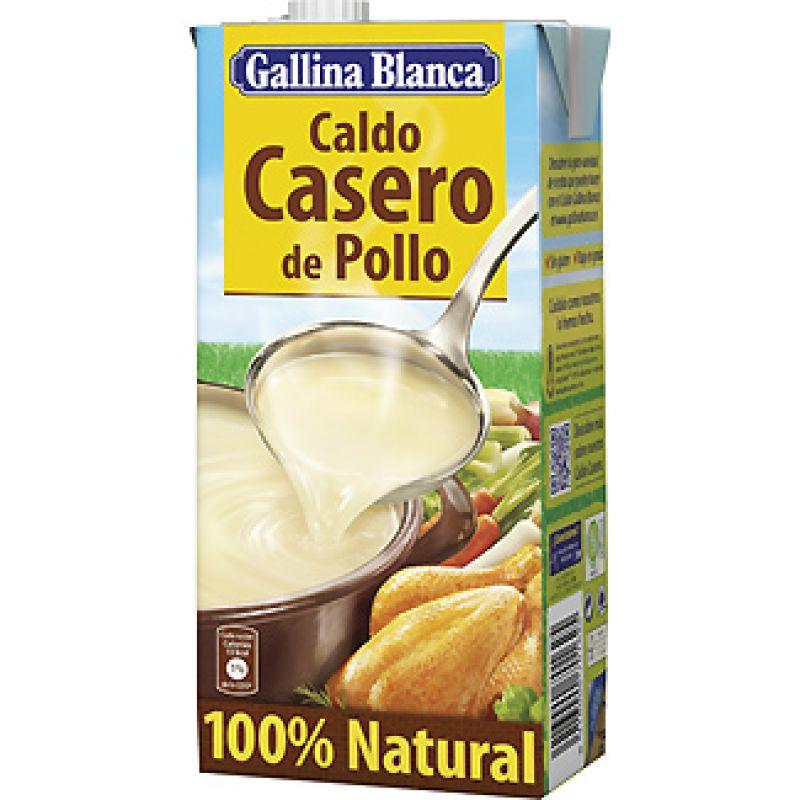 Online Shop Selling Homemade Chicken Broth Gallina Blanca