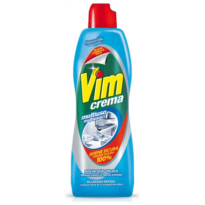 how to make vim cleaning powder