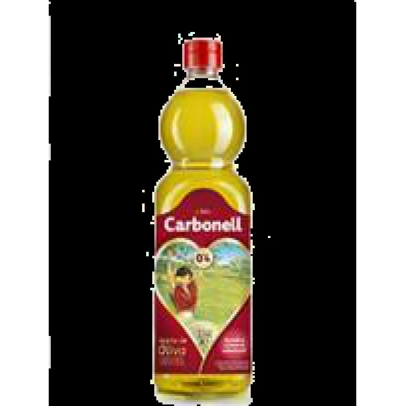 Mild olive oil 0 4 Carbonell 1 l