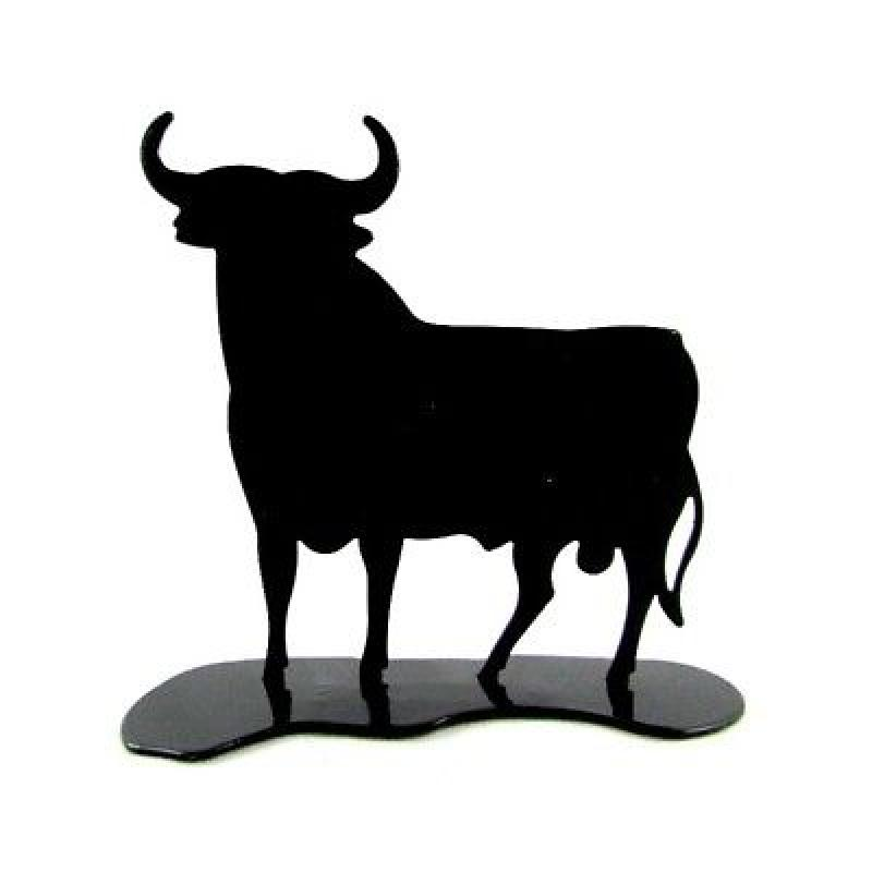 c73b09b85aae Silhouette de clôture de Bull of Osborne de 20 cm.