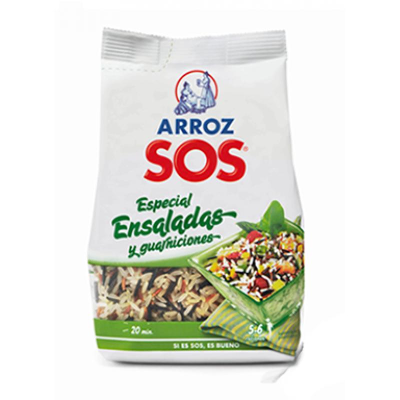 Tienda online venta de arroz especial ensaladas sos - Donde comprar arroz salvaje ...