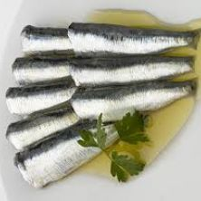 Sardinillas in olive oil La Chanca